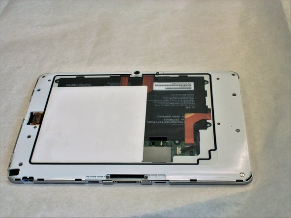 Fujitsu Lifebook Stylistic Q584 Inner Back Shield Replacement