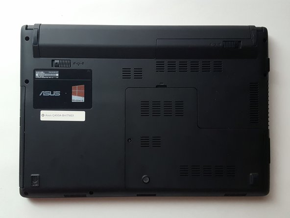 ASUS Q400A-BHI7N03 Battery Replacement