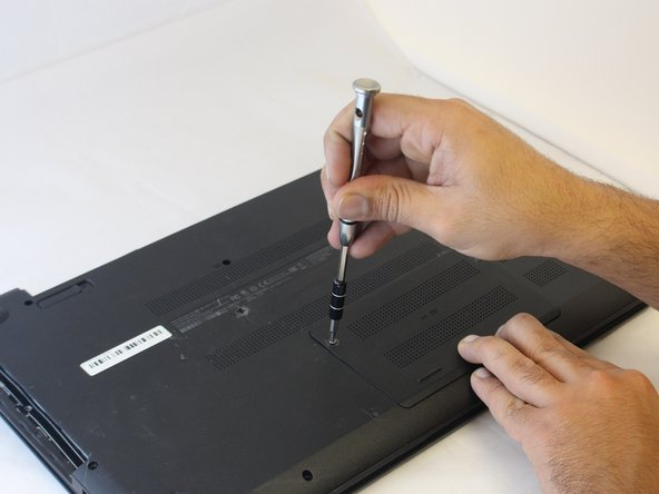 Use phillips screwdriver flathead 2.5 mm to open the cover.