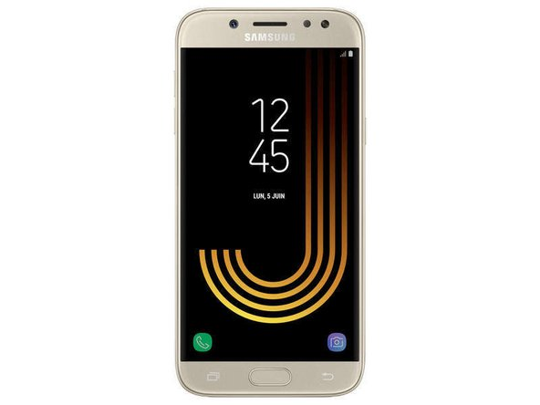 Samsung Galaxy J5 2017 Touchscreen and LCD Replacement
