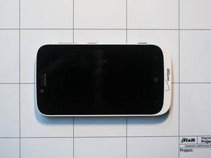Nokia Lumia 822 Disassembly.