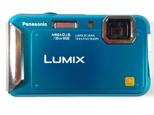 Panasonic Lumix DMC-TS20 Troubleshooting