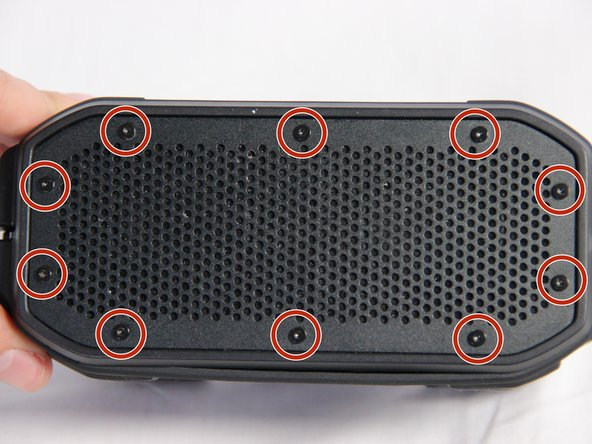 Braven BRV-1M Front Speaker Screen Replacement