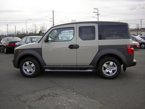 2003-2011 Honda Element Repair
