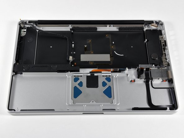The most famous upper case in the world, Apple's 'brick' CNC-manufactured Unibody case.