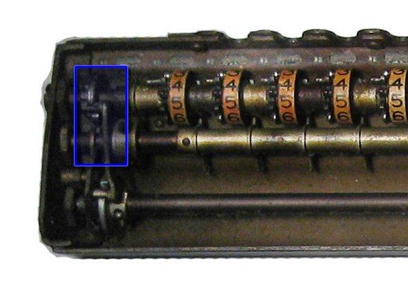 "1/4-32 panel nut, width 5/16"", height 5/64"""