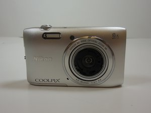 Nikon COOLPIX S3600 Troubleshooting