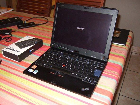 Remplacement du disque dur pour Lenovo X200