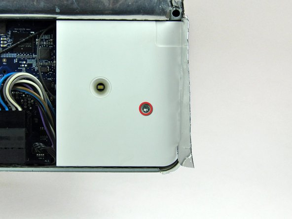 "iMac G5 20"" Model A1145 AirPort/Bluetooth Board Replacement"