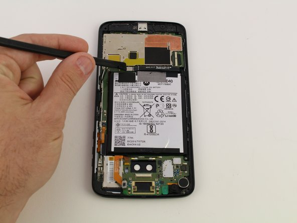 Motorola Moto Z2 Force Motherboard Replacement