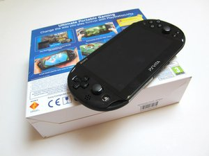 Sony PlayStation Vita Slim Troubleshooting
