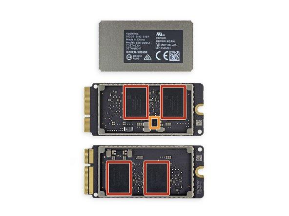 Each blade is designated Apple EMC 3197, model 656-0061A.
