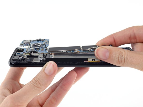 Samsung Galaxy S8 Motherboard Replacement