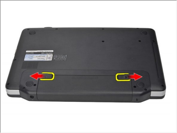 Dell Vostro 1540 Battery Replacement