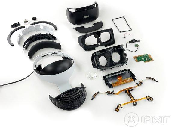 Sony PlayStation VR teardown