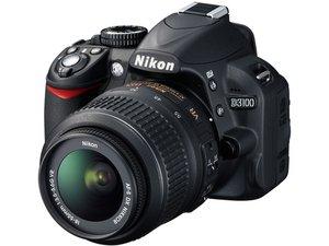 Nikon D3100 Repair