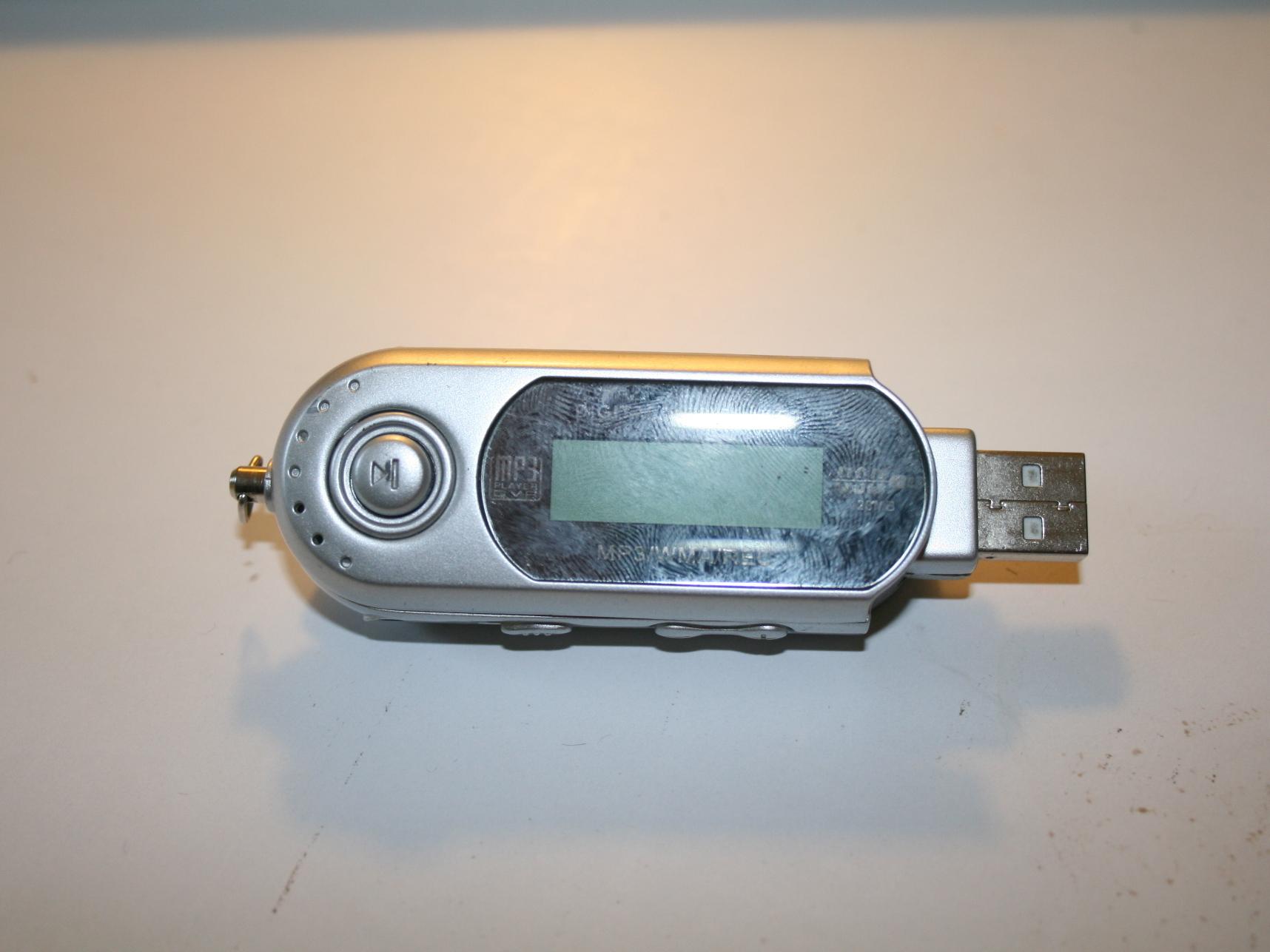 Digital MP3 Player HDMP3 (128 MB) Teardown