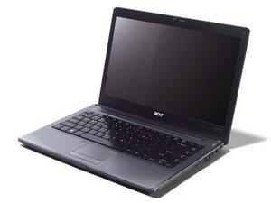 Acer Timeline 4810T Repair