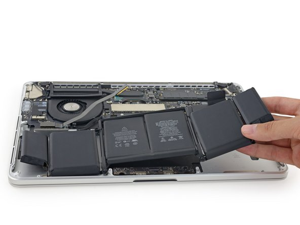 "MacBook Pro 13"" Retina Display Early 2015 Battery Replacement"