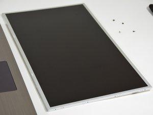 L'écran LCD