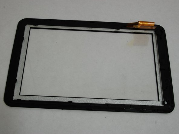 Image 1/1: ''At this point a better assessment can be made of whether the LCD screen is bad or the front glass is cracked.''