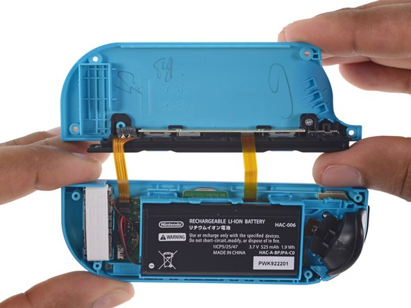 Battery replacements certainly aren't as easy as in the original Wii Remotes, but it can be done.