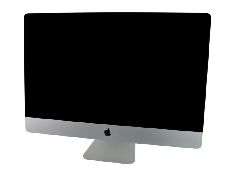 SOLVED: iMac has a buzzing noise on the top back left corner
