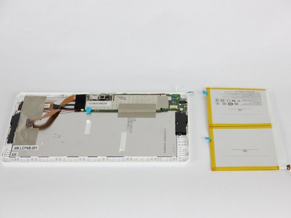 Acer Iconia One 10 B3-A30 Repair Battery Replacement