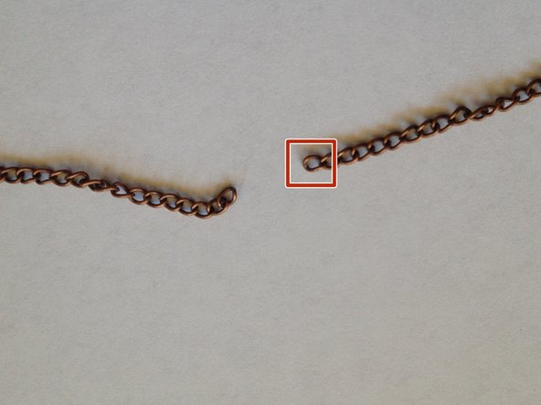 How to Fix a Broken Necklace Chain