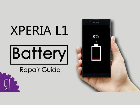 Sony Xperia L1 Battery Replacement