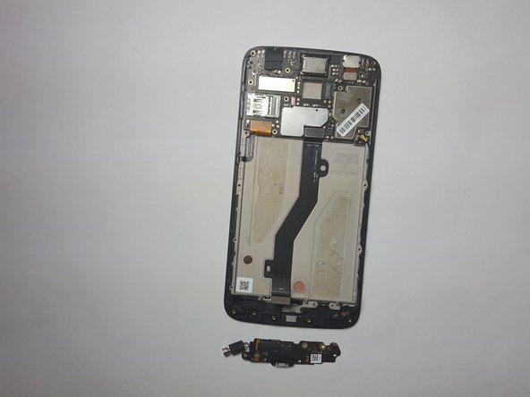 Motorola Moto E4 Plus Charging Port Replacement