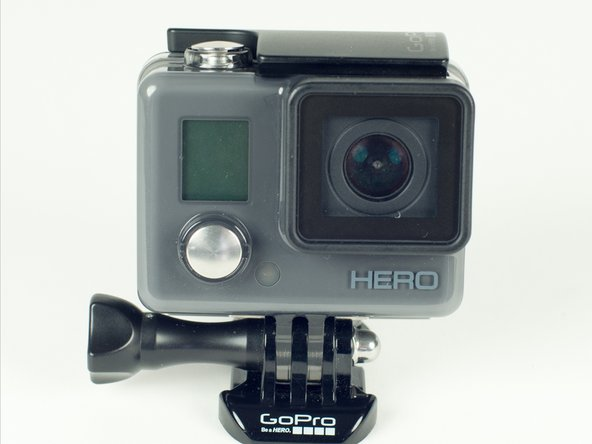 gopro hero troubleshooting ifixit. Black Bedroom Furniture Sets. Home Design Ideas