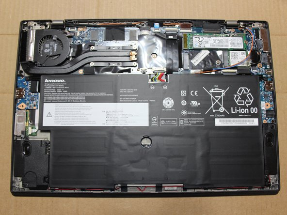ThinkPad X1 Carbon Battery Replacement