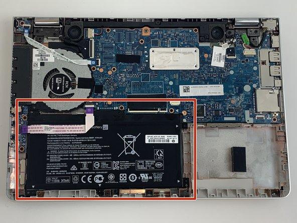 HP Pavilion x360 14m-ba114dx Battery Replacement
