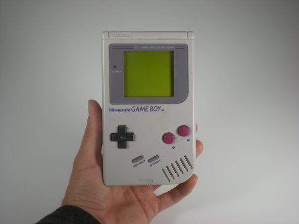 Game Boy Screen Replacement