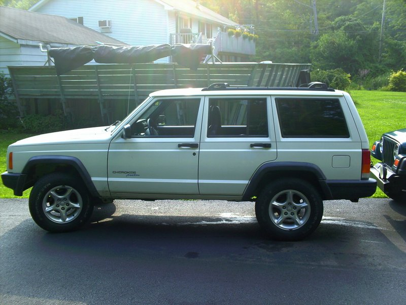 1997 2001 Jeep Cherokee XJ Repair