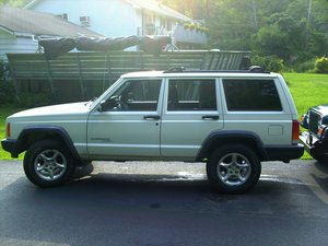 1997-2001 Jeep Cherokee XJ Repair