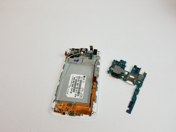 Remove motherboard carefully.