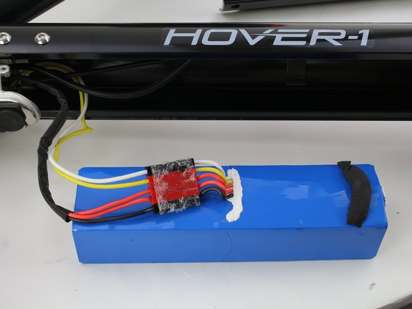 Hover-1 XLS Battery Replacement