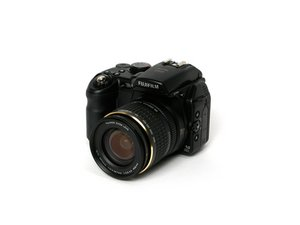 Fujifilm FinePix S9600 Camera