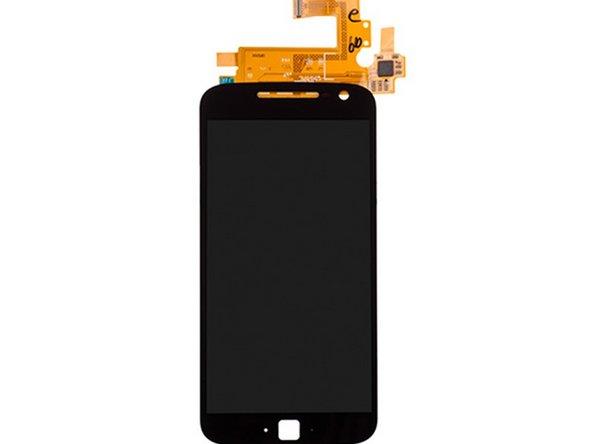 Moto G4 Plus Screen Replacement Main Image
