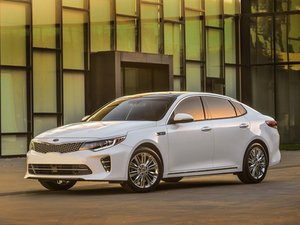 2016-Present Kia Optima Repair
