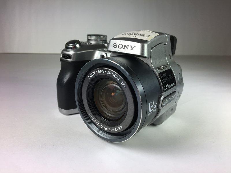 sony cyber shot dsc h1 repair ifixit rh ifixit com Sony Cyber-shot DSC W1 W1-2 sony cyber-shot dsc-h1 5.1 mp digital camera manual