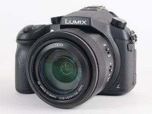 Panasonic Lumix DMC-FZ1000 Repair