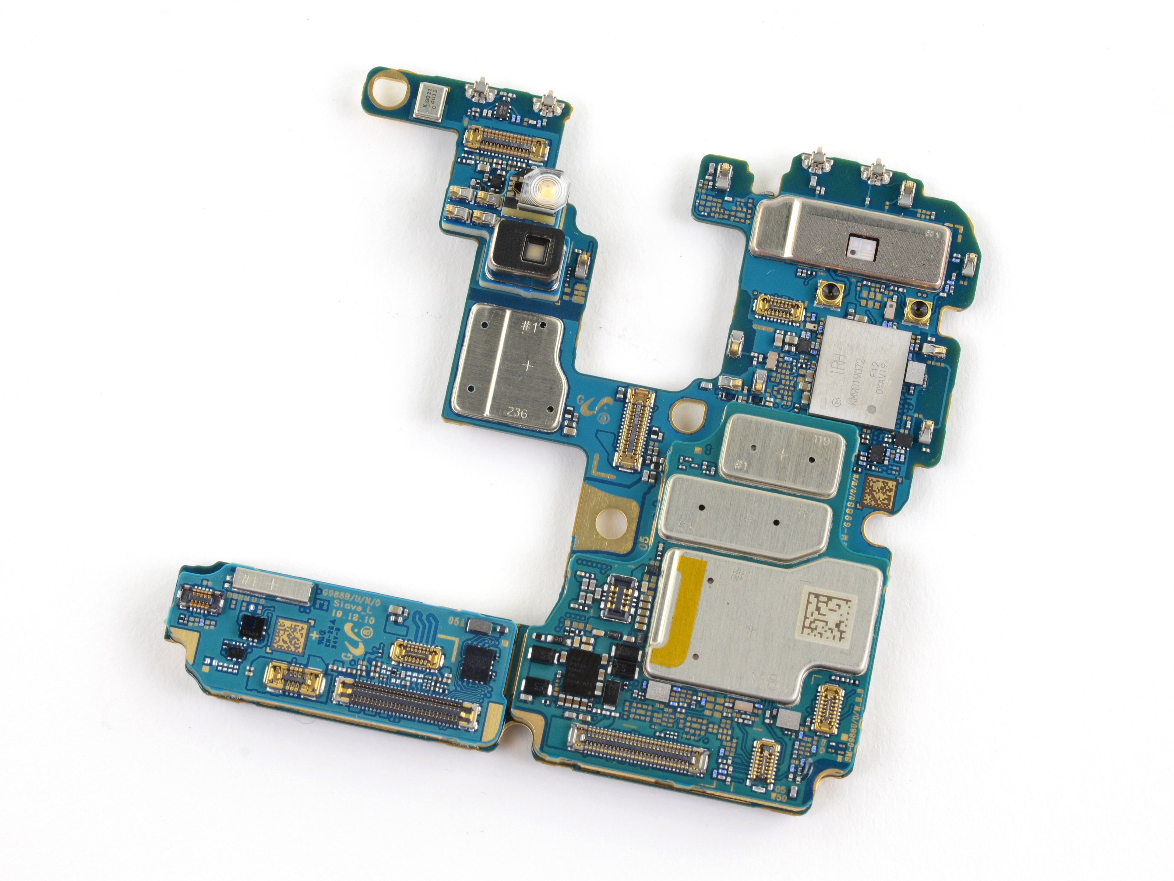 Samsung Galaxy S20 Ultra Motherboard Replacement Manual Guide