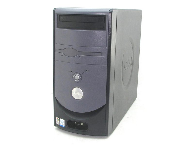 Dell Dimension B110 on dell dimension 4600