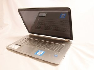 HP Envy TouchSmart m7-k010dx