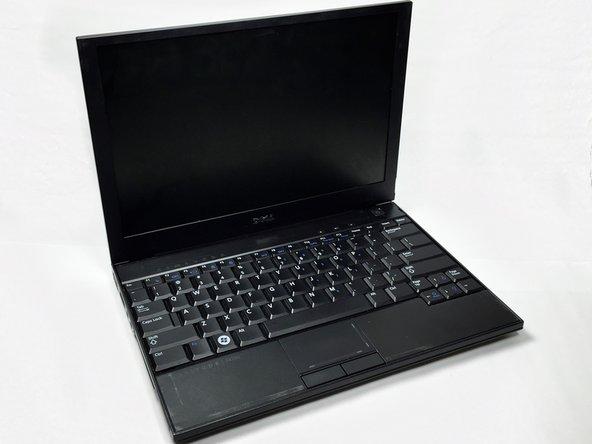 Open computer.