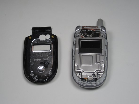 Motorola V557 Faceplate Replacement