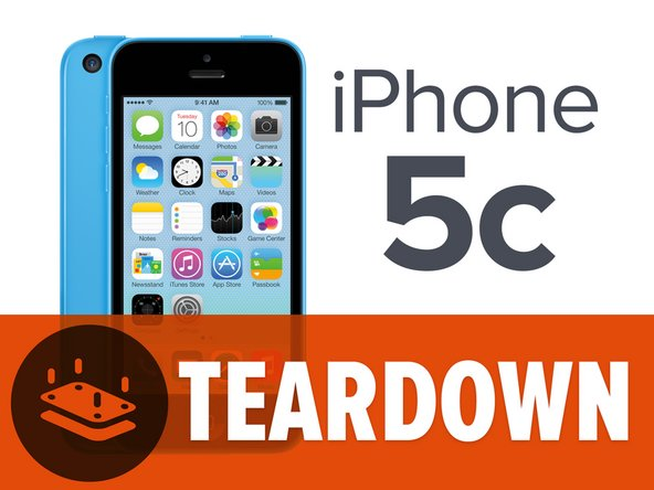 It's a big day, today. We just finished the iPhone 5s teardown, and now it's time to move on to the iPhone 5c.